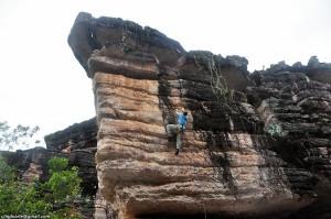 Devido ao tipo de formaçoes rochoças a Escalada livre e boulders vem se manifestando como o esporte mais significativo em Igatu