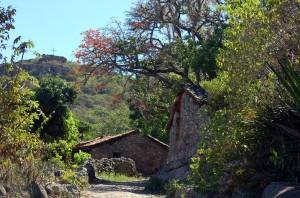 primeiras casas de Igatu